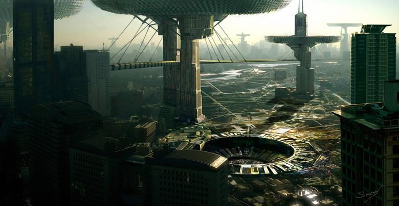 Ville du futur