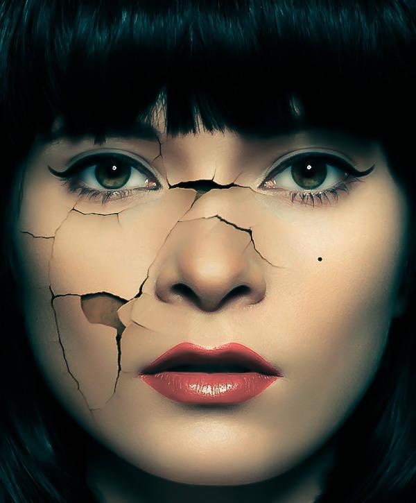 Ajouter des craquelure sur un visage
