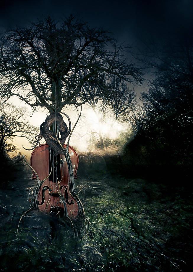 Arbre-violon