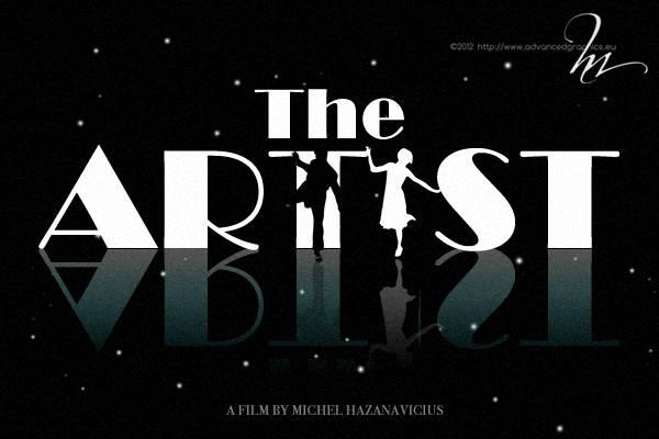 """Affiche """"The Artist"""""""