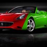 miniature Modifier la couleur d'une voiture