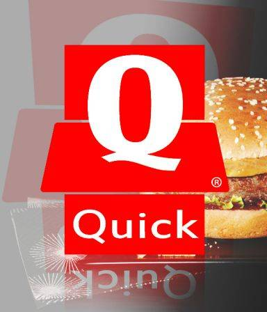 Recréer le logo Quick