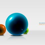 miniature Créer des billes en 3D avec Photoshop