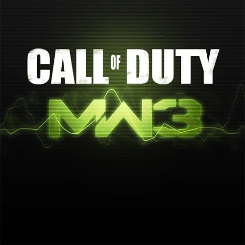 Dessiner le logo Call of Duty Modern Warfare 3