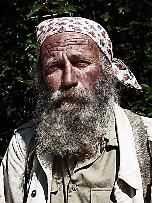 """Effet """"Dragan"""" sur une photo (portrait)"""