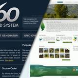 miniature Créer un webdesign avec 960 grid system