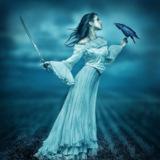 miniature La femme et l'oiseau