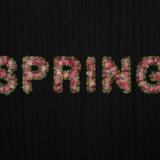 miniature Créer un texte en fleur