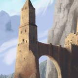 miniature Dessiner un château fort médiéval