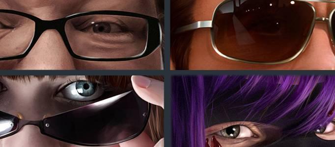 Créer des lunettes