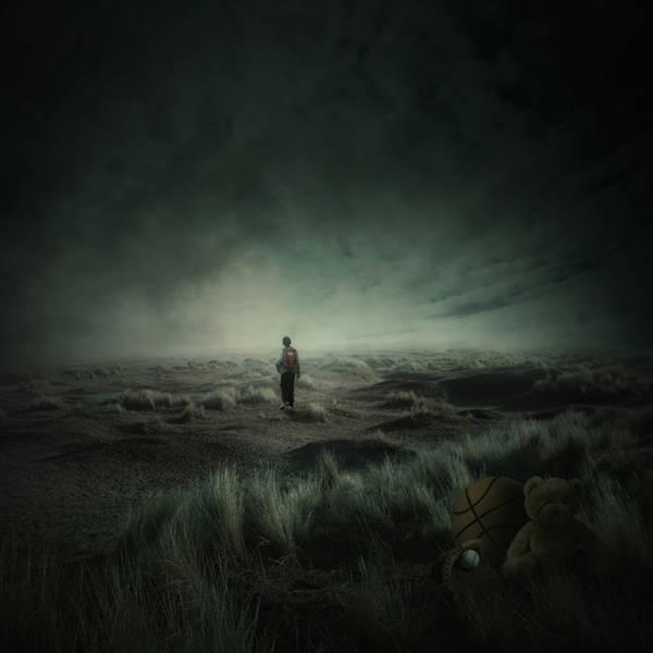 Perdu dans la plaine