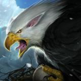 miniature Dessiner un aigle royal avec Photoshop