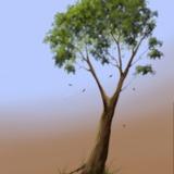 miniature Dessiner un arbre avec Photoshop