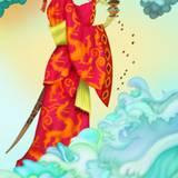 miniature Dessiner un personnage de conte de fée