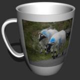 miniature Tasse en 3D