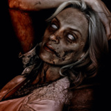 miniature Se transformer en zombie