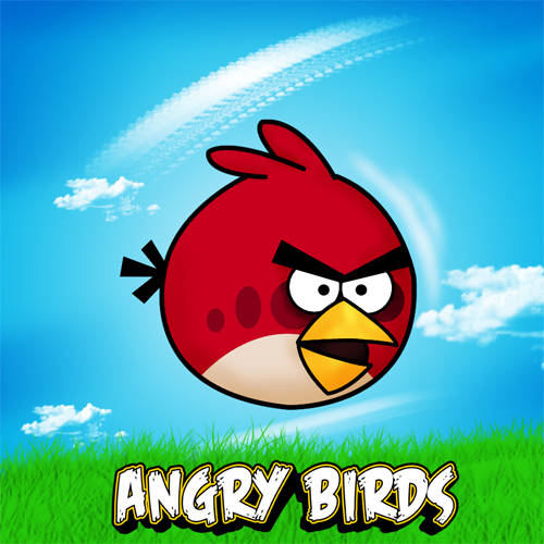 Dessiner Angry Birds