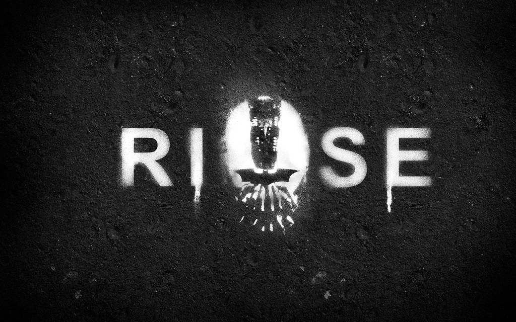 Logo Dark Knight Rises