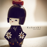miniature Kokeshi