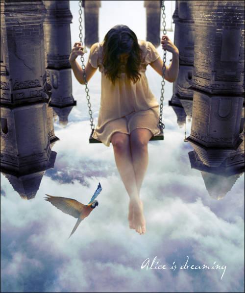 Alice et le monde à l'envers