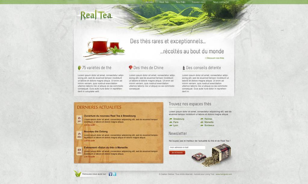 Créer un site pour entreprise