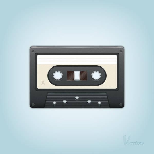 Créer une cassette audio