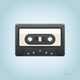 miniature Créer une cassette audio