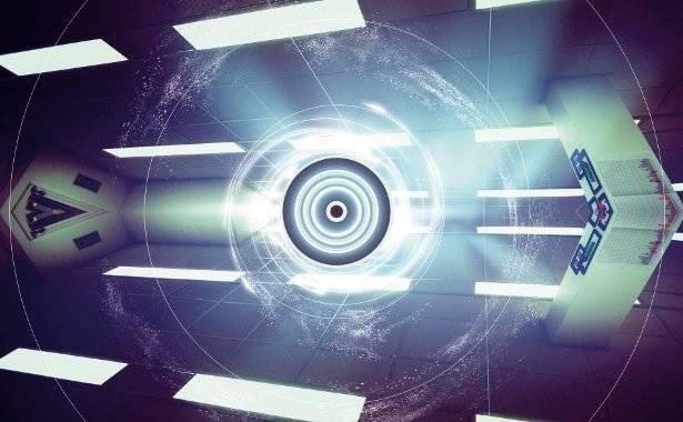 Créer une composition futuriste abstraite