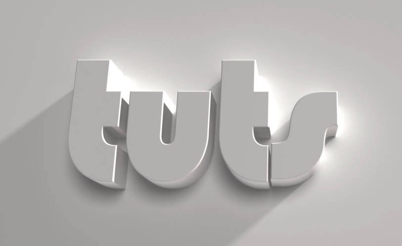 Créer le logo Syfy en 3D