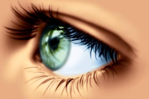 Dessiner un oeil photoréaliste
