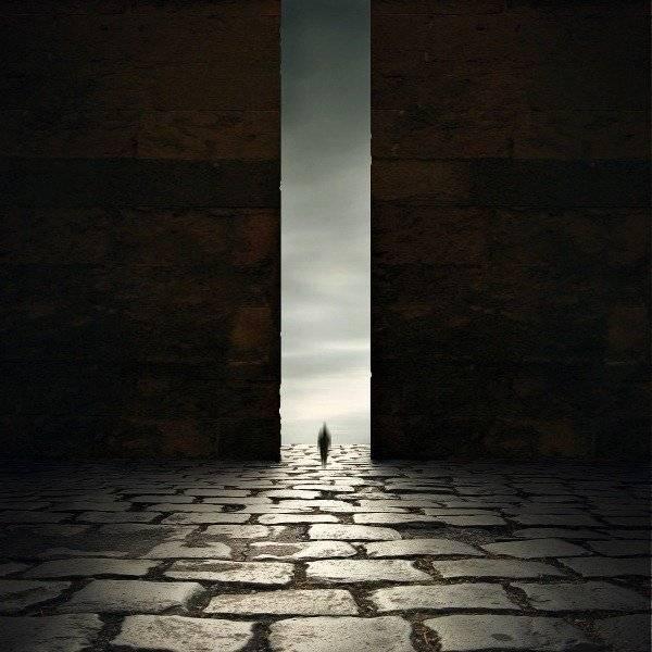 Porte géante