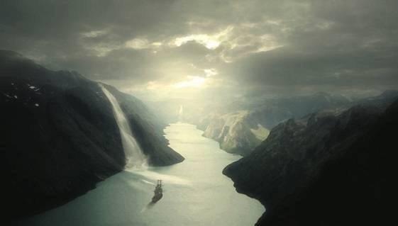 Rivière fantastique
