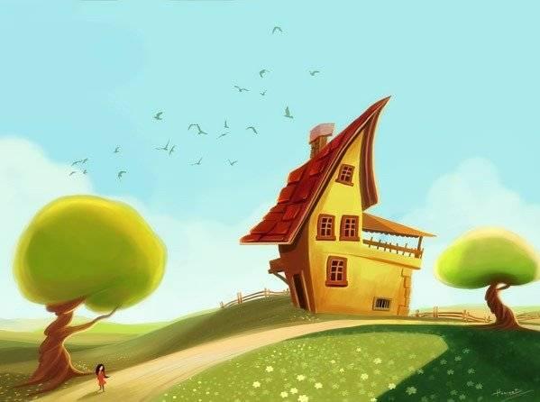 Maison imaginaire