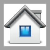 "miniature Créer une icône Mac ""home"""