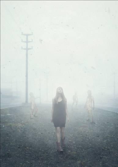 Silent Hill avec Photoshop