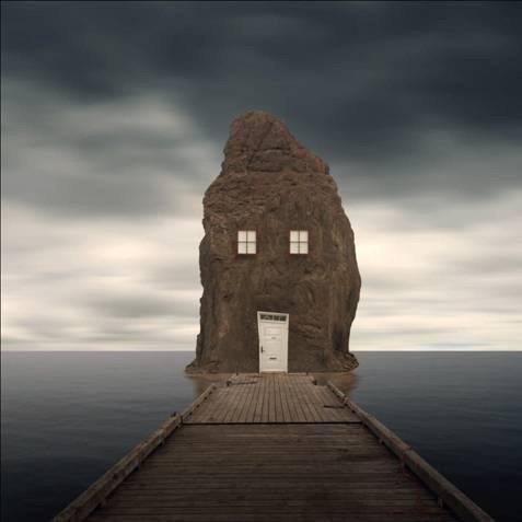 Maison dans la pierre