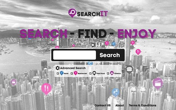 Créer la page d'acceuil d'un moteur de recherche dans Photoshop et Illustrator